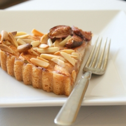 { Apple and Fig Tart }