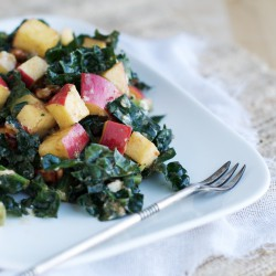 Apple and Kale Salad Recipe
