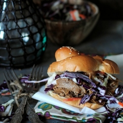 Apple and Maple Pulled Pork Recipe