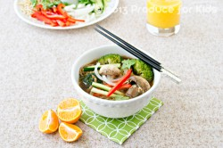 Asian Beef Noodle Soup Recipe