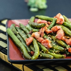 Asian Style Green Beans Recipe