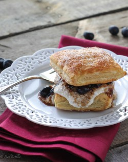 Balsami Blueberry Mille-Feuille