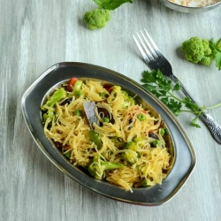 Broccoli Biryani Recipe