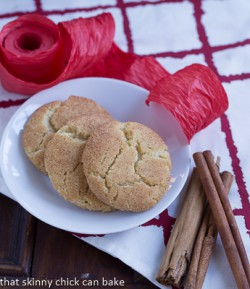 Brown Butter Snickerdoodles Recipe