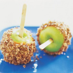 Candied Caramel Apples Recipe