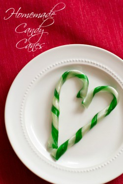 Candy Canes Recipe