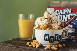 Capn Crunch Chocolate Chip Ice Cream Recipe