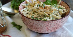 Celery Salad with Herbs