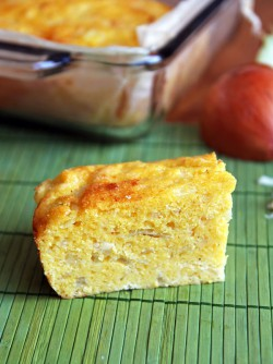 Cheese Onion Cornbread