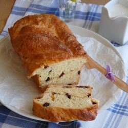 Chocolate and Almond Babka Recipe
