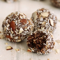 Chocolate Energy Balls Recipe