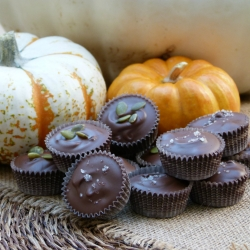 Chocolate Peanut Butter Cups and Almond Butter Cups Recipe