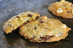 Chocolate Potato Chip Cookie