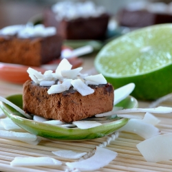 Coconut Lime Curry Chocolate Recipe