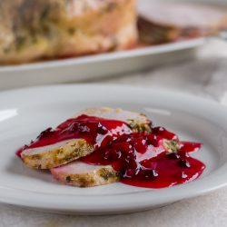 Cranberry Orange Sauce Recipe