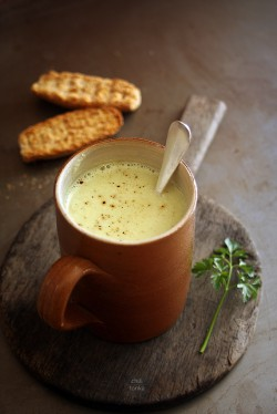 Curry Cauliflower Soup Recipe
