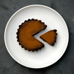Dark Chocolate Tart Recipe