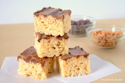 Fall Rice Krispies Treats Recipe