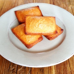 Financiers French Almond Cakes Recipe