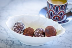 Fudge Balls Recipe