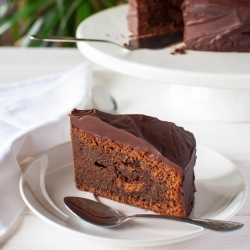 Fudgy Chocolate Mud Cake Recipe