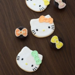 Hello Kitty Desserts