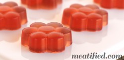 Homemade Hibiscus Tea Gummy Candies Recipe