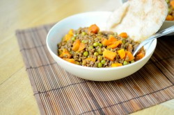 Indian Minced Meat Stew