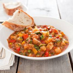 Italian Vegetable Stew Recipe