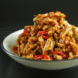 Kering Tempeh Indonesian Fried Tempeh Recipe