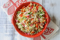 Mexican Cabbage Slaw