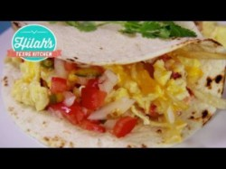 Migas Breakfast Tacos Recipe