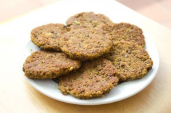 Millet Lentil Patties Recipe