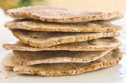 Mini Flatbreads Vegan Gluten Free Recipe