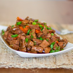 Mongolian Beef Crock Pot Recipe