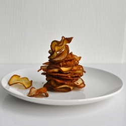 Pear Crisps Recipe