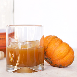 Pumpkin Whiskey Cocktail Recipe