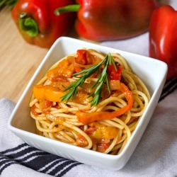 Rosemary Peperonata Recipe
