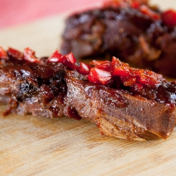 Slow Cooked BBQ Spareribs Recipe