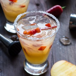 Spicy Chili Pepper Mango Margarita