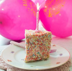 Sprinkles Funfetti Layer Cake