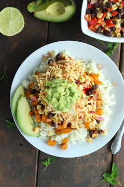 Tex Mex Veggie Barrio Bowl