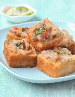 Thai Pork Toast