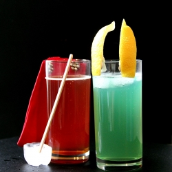 Thor and Loki Cocktails Recipe