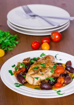 Tuscan Chicken