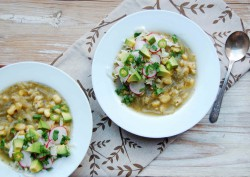 Vegan Green Posole Recipe