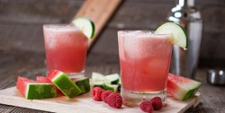 Watermlon Mocktail Recipe