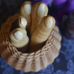 Witches Fingers Cookies Recipe