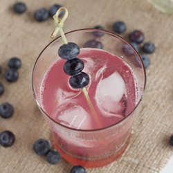 Blueberry Lemongrass Margarita Recipe
