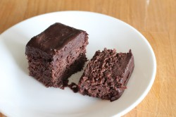 Cold Chocolate Cake Recipe